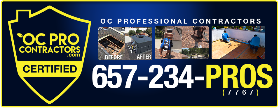 Oc Pro Contractors 1 714 623 6132 Rated ★★★★★ Best